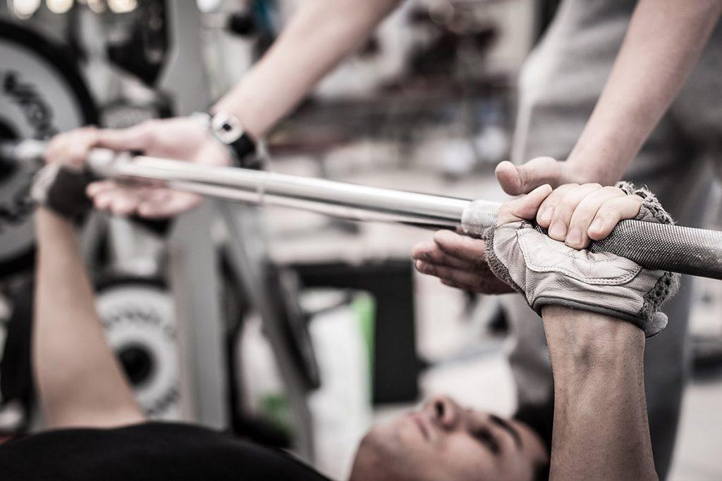Freihanteltraining Gewichte Hantelscheiben